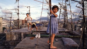 Remembering Kowloon Walled City