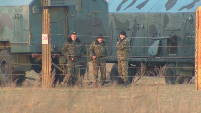 """Jefe de Defensa de EE.UU. dice que """"el mundo responderá"""" a las acciones de Rusia en Ucrania"""