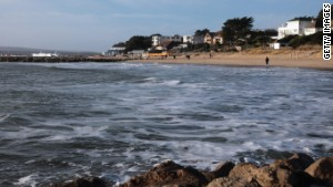 One beach at Sandbanks has won more cleanliness awards than any other in the country.