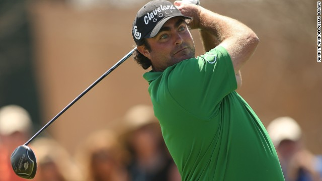 Australian golfer Steven Bowditch attempted to take his own life back in 2006.