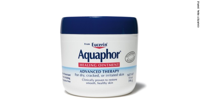 Aquaphor only has seven ingredients.