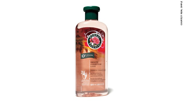 The original Herbal Essences formula was first released as a green-colored shampoo that had a woodsy scent.