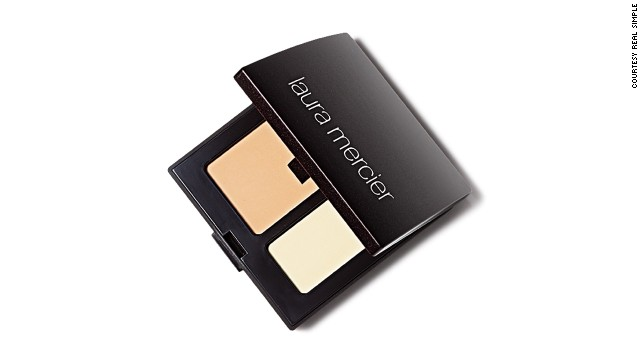 Laura Mercier developed this concealing duo after seeing how a plastic surgeon minimized redness from burns.