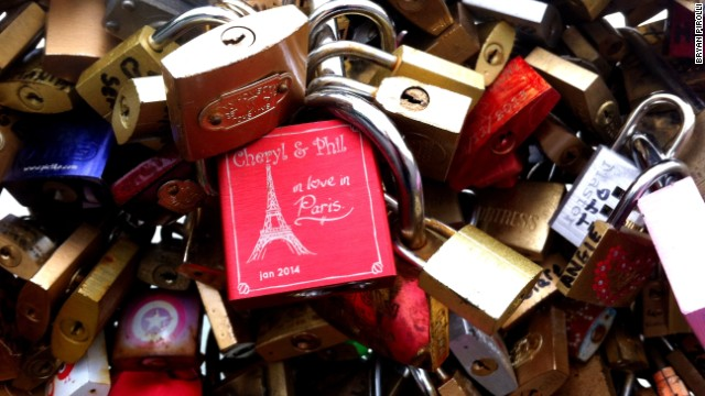 Olivier Passelecq, deputy mayor of the Parisian neighborhood that includes the Pont des Arts, agrees the locks have become invasive.