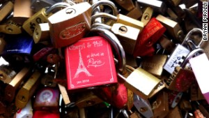 Olivier Passelecq, a Parisian district official, agrees the locks have become invasive.