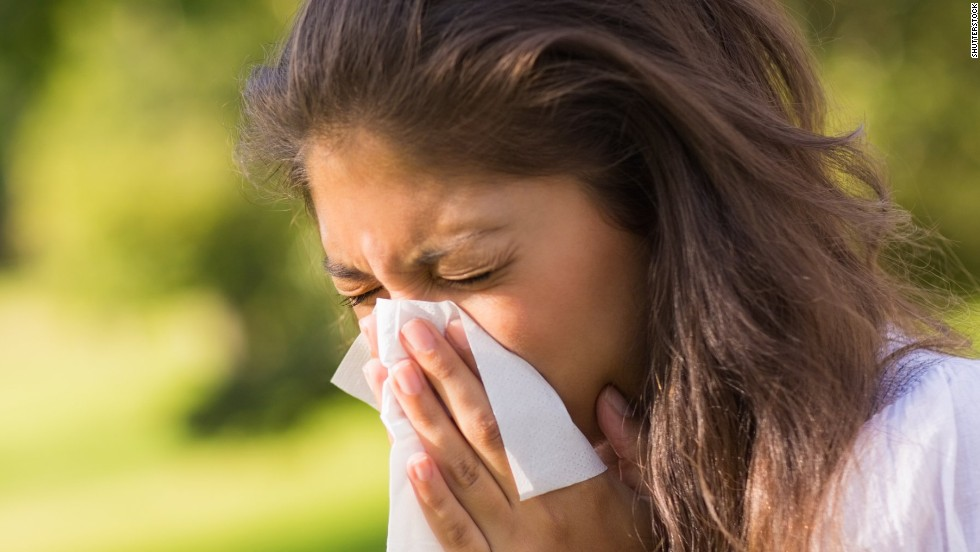 Millions of people deal with allergies brought on by different kinds of pollen. But did you know that eating certain fruits, vegetables, nuts and spices can also trigger a reaction? <!-- --> </br><!-- --> </br>It's called cross-reactivity, and it happens because the proteins in some foods are similar to those allergy-causing proteins in some pollen, <a href='http://www.mayoclinic.org/diseases-conditions/food-allergy/basics/symptoms/con-20019293' target='_blank'>according to the Mayo Clinic</a>. Typically, it might cause the mouth to tingle or itch; in some people, pollen-food allergy syndrome, or oral allergy syndrome, can cause throat swelling or anaphylaxis. Cooking fruits and vegetables can help avoid a reaction.<!-- --> </br><!-- --> </br>Read on for foods to be wary of if you're pollen-sensitive.