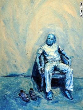 Alexa Meade covers her subjects, and their environments, in thick strokes of paint until they resemble actual paintings. Click through the gallery to see some of her unreal artwork.