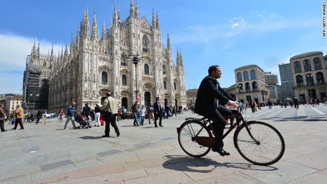 Get beyond the Duomo cathedral and you'll discover Milan offers an experience of Italy that sometimes feels very un-Italian.