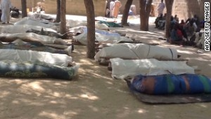 Boko Haram 'increasingly monstrous'
