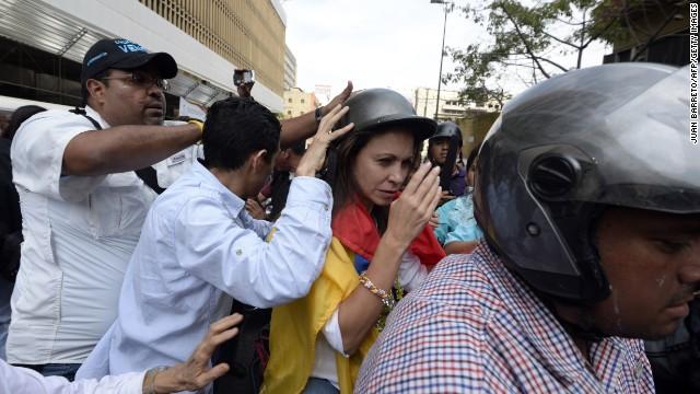 Venezuela: La lucha de María Corina Machado
