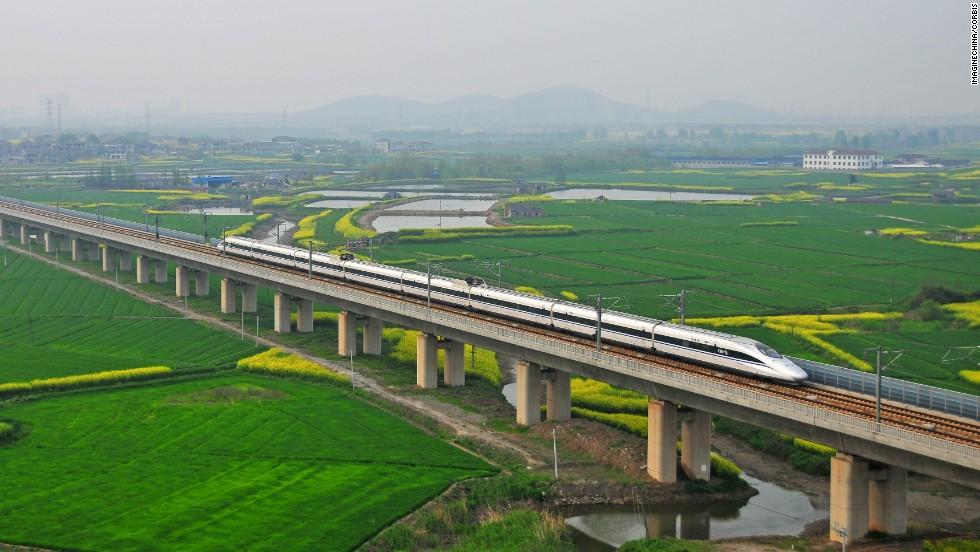 Puente ferroviario más largo