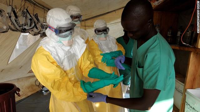 ¿Por qué debe importarnos el brote de ébola en África?