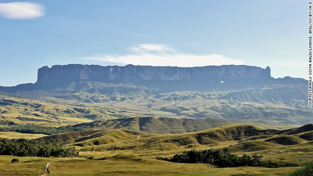 "The World Cup may take center stage in Brazil over the next few weeks, but if you're traveling here, it's worth taking time away from the bars, pub, stadia and TV screens to enjoy some of the country's most beautiful assets. Mount Roraima Mount Roraima staddles the border between Brazil, Guyana and Venezuela. Its rock formations, rivers and waterfalls are said to have inspired Sir Arthur Conan Doyle's book, ""The Lost World."" More recently, Mount Roraima served as inspiration for a location in Disney/Pixar's ""Up."" The trip up Roraima can take seven to 10 days, but the return hike takes two and hikers are rewarded with waterfall baths along the way. Mount Roraima, Roraima; +55 95 2121 2561 MORE: 10 things to know before visiting Brazil"