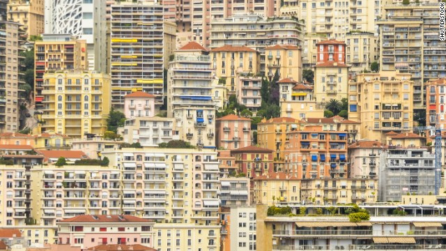 Monte Carlo, Monaco, is the most expensive city in the world to rent an apartment, according to Global Property Guide. The average rent there, in U.S. dollars, is $10,099 a month for an apartment that is 120 square meters (about 1,292 square feet). Click through the gallery to see other expensive locations on the list.