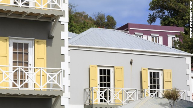 <strong>Tortola, British Virgin Islands:</strong> $3,071