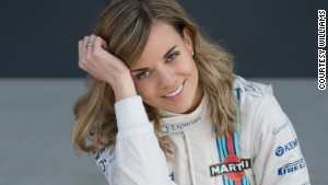 Susie Wolff will become the Formula One's first female competitor in 20 years when she takes part in the first practice sessions at the British and German grands prix in July.