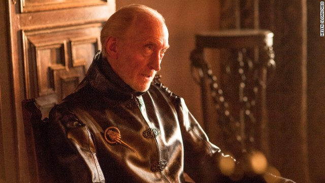 "<strong>Tywin Lannister (Charles Dance): </strong>No matter who's worn the crown on ""Game of Thrones,"" Tywin Lannister was always somewhere scheming to keep the Lannister family's legacy rich in money and power. He's alsoe the evil mastermind behind the hideous Red Wedding in the third season."