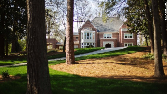 Archbishop's $2 million mansion gone with the wind?