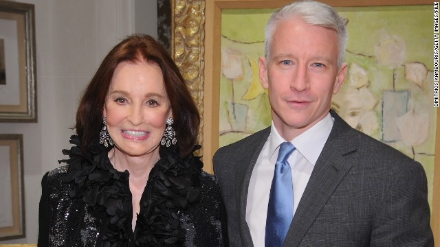 No Vanderbilt inheritance for Anderson Cooper