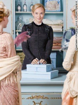 """Emile Zola's classic novel comes to life in this Victorian-era drama from BBC. """"The Paradise"""" takes place in a dazzling department store that becomes the setting for romance and intrigue. Season 2 will air on PBS in the fall."""