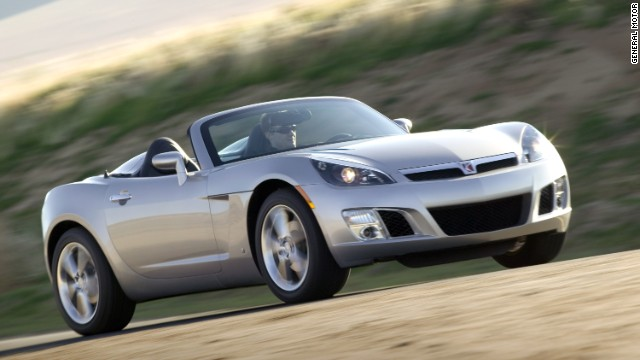 2008 Saturn Sky Red Line Roadster X08ST_SK015