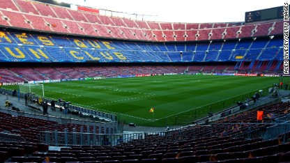 Football: Barca transfer ban suspended