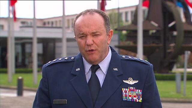 OTAN: General Philip Breedlove alerta sobre reação russa ao fornecimento de armas à Ucrânia