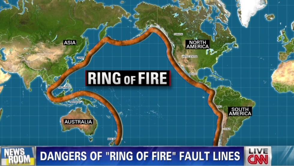 Cinturón de Fuego del Pacífico