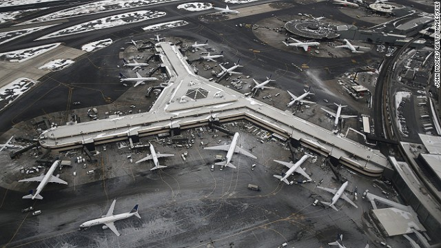 "If you don't want to fly to New York via LaGuardia there's always Newark Liberty, which came in as fourth worst on the T+L poll. ""Flight delays and lengthy lines at check-in are perennial gripes about Newark, as is the location,"" reported the magazine."