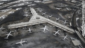 Newark Liberty International Airport: One of the New York area\'s much maligned threesome of airports.