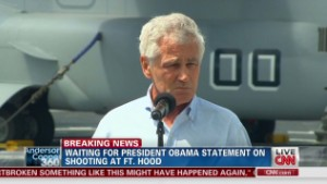 Fort Hood shooting: Obama says he's in contact with Defense, FBI - CNN.com