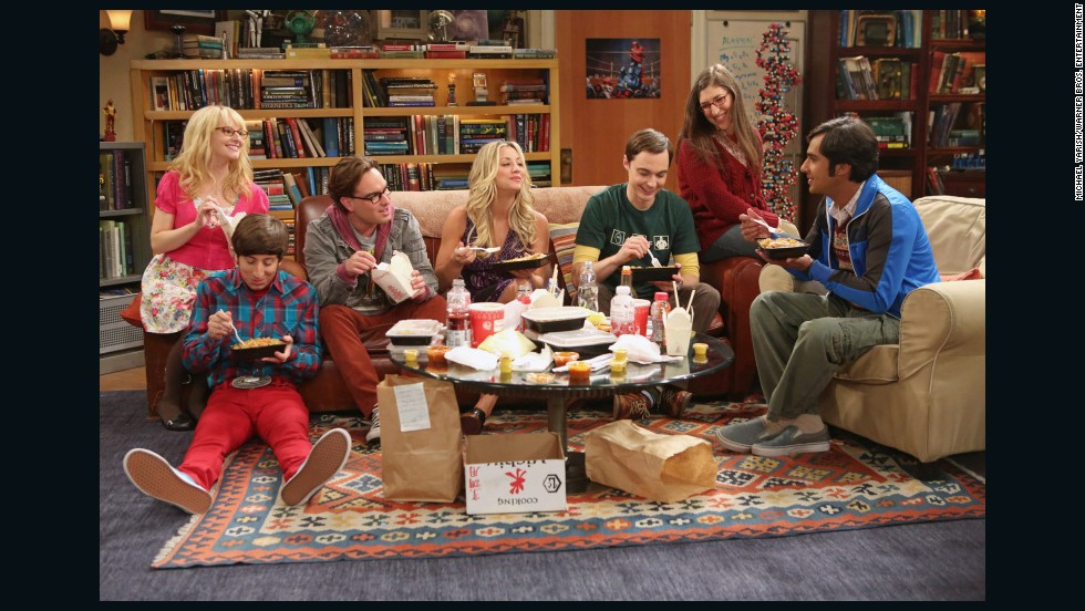 Una visita al set de 'Big Bang Theory'