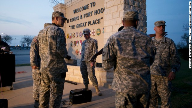 Fort Hood shooting spree: 'Texans' hearts are once again very heavy'