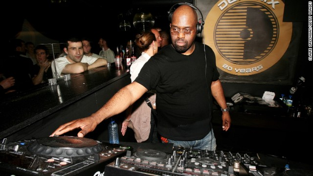 DJ Frankie Knuckles, a legendary producer, remixer and house music pioneer, died March 31 at the age of 59.