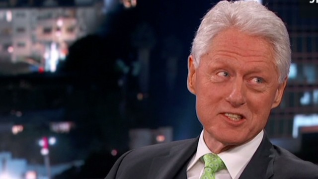 bill clinton �wouldn�t be surprised� by an alien visit