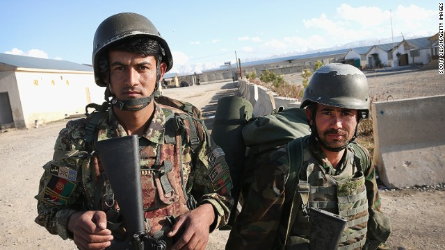Can Afghanistan contain insurgency?