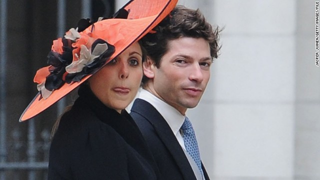 Waley-Cohen attended the 2011 royal wedding with Annabel Ballin. The Duchess of Cambridge was a guest when they married later that year.