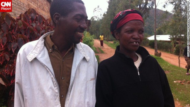 During the Rwanda genocide in 1994, Fidele Mparikubwimana killed 10 members of Esperance Mugemana's family. He later spent 10 years in prison. After Mparikubwimana asked her forgiveness and the pair participated in a reconciliation program, Mugemana found it within herself to forgive him. They now live as neighbors.