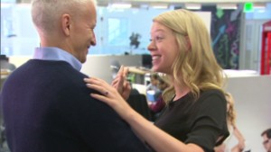 Anderson Cooper on 'The Survivor Diaries'