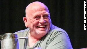 James Cosmo, at DragonCon 2013 in Atlanta, played Night\'s Watch Commander Jeor Mormont on \