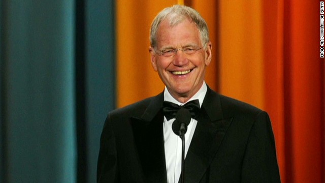 David Letterman to retire