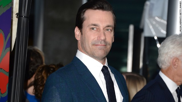 What Jon Hamm was doing in 1996, and more news to note