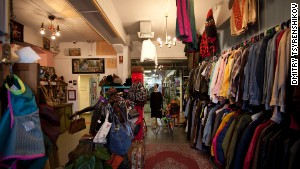 Off is the place to go to buy or hire classy vintage gear.