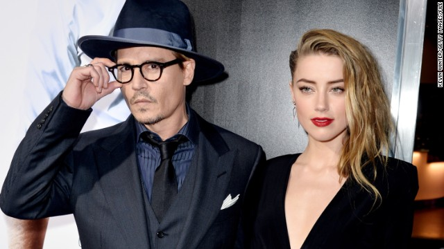 Johnny Depp professes love for Amber Heard: She's good for me