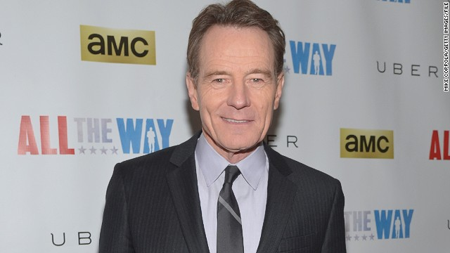 Bryan Cranston's writing a 'Breaking Bad' memoir