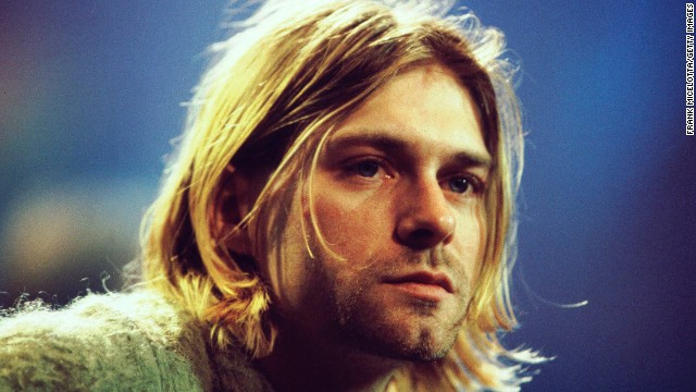 Kurt Cobain, the lead singer of the influential rock band Nirvana, committed suicide at his home in Seattle on April 5, 1994. Click through to see photos from his career.