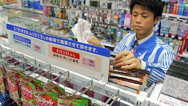 "Forgot your phone charger? Craving hot chicken? Need a change of underwear? How about concert tickets? When in doubt, head to a ""konbini"" -- Japanese convenience stores anticipate pretty much every need of people on the road."