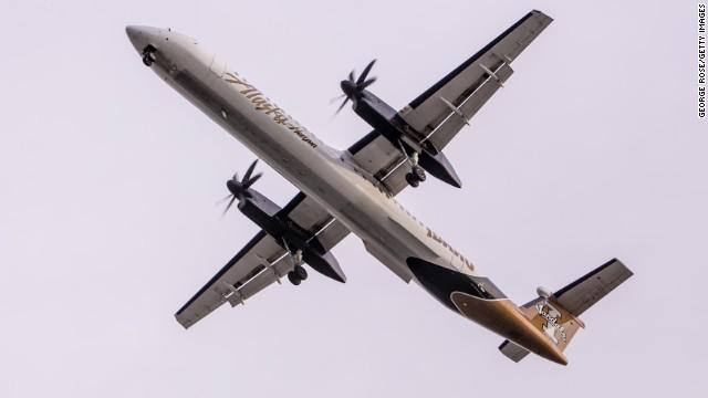 Alaska Airlines ranks fifth.