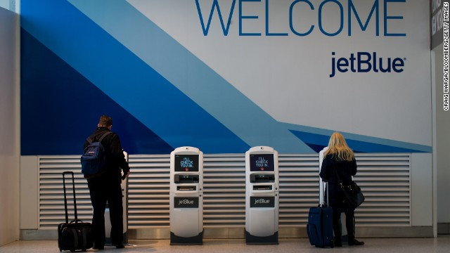JetBlue ranks second among the 15 airlines evaluated in the annual Airline Quality Rating.