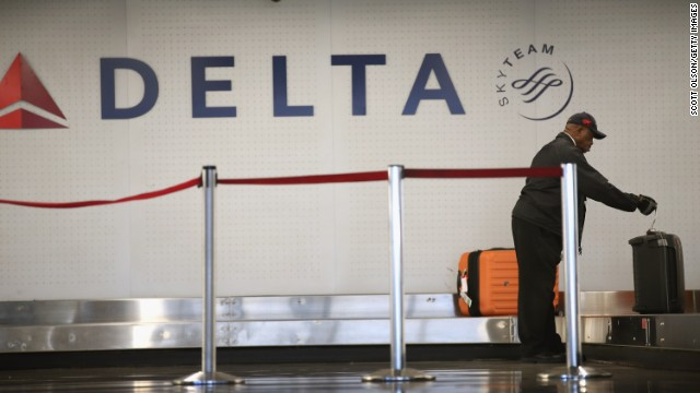 Delta Air Lines ranks fourth, according to an analysis of 2013 airline data.